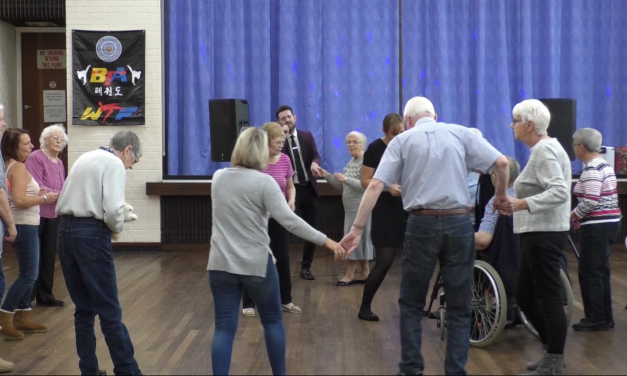 Memory Cafe brings elderly together in Parson Cross despite the lack of funding