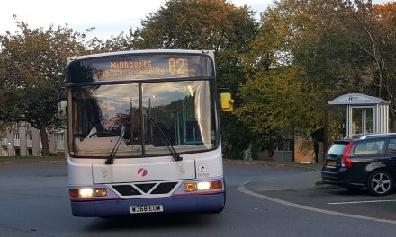 Fury over 'disgusting' Stannington bus services