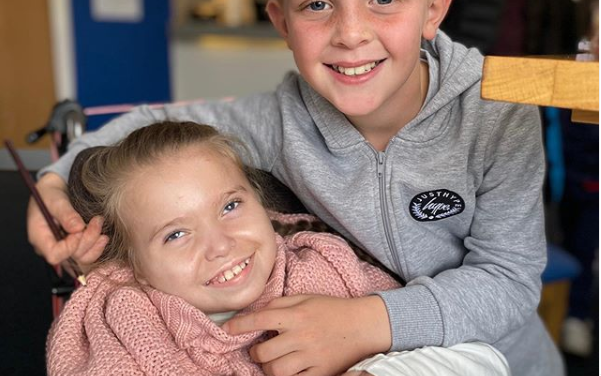 """""""Inspirational"""" nine-year-old fundraiser to tackle 30-mile triathlon challenge"""