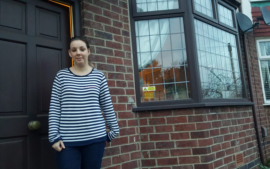 """Burglary victim """"traumatised"""" after her house was burgled while she was asleep upstairs"""