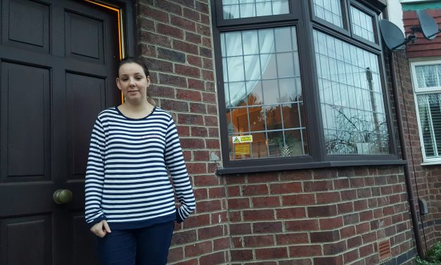 "Burglary victim ""traumatised"" after her house was burgled while she was asleep upstairs"
