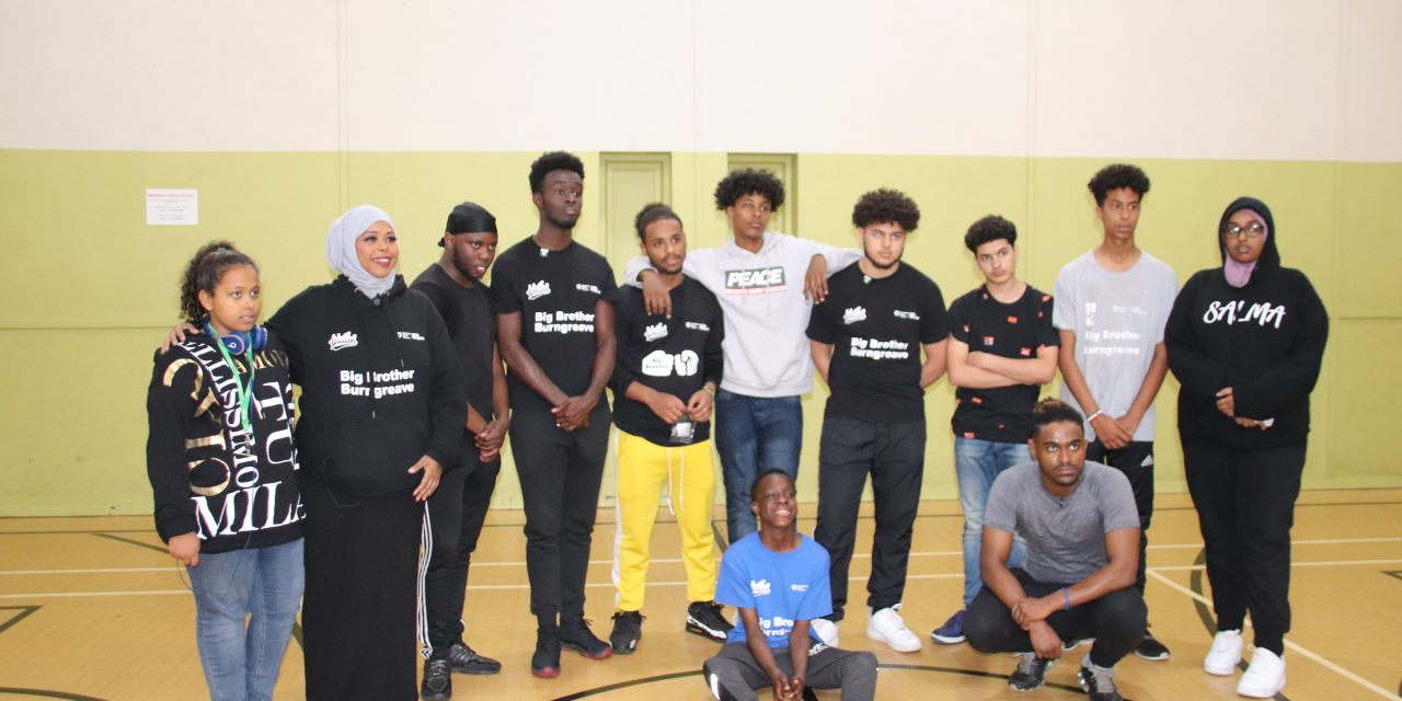 Youth Club at Pitsmoor holds first aid training for stabbing