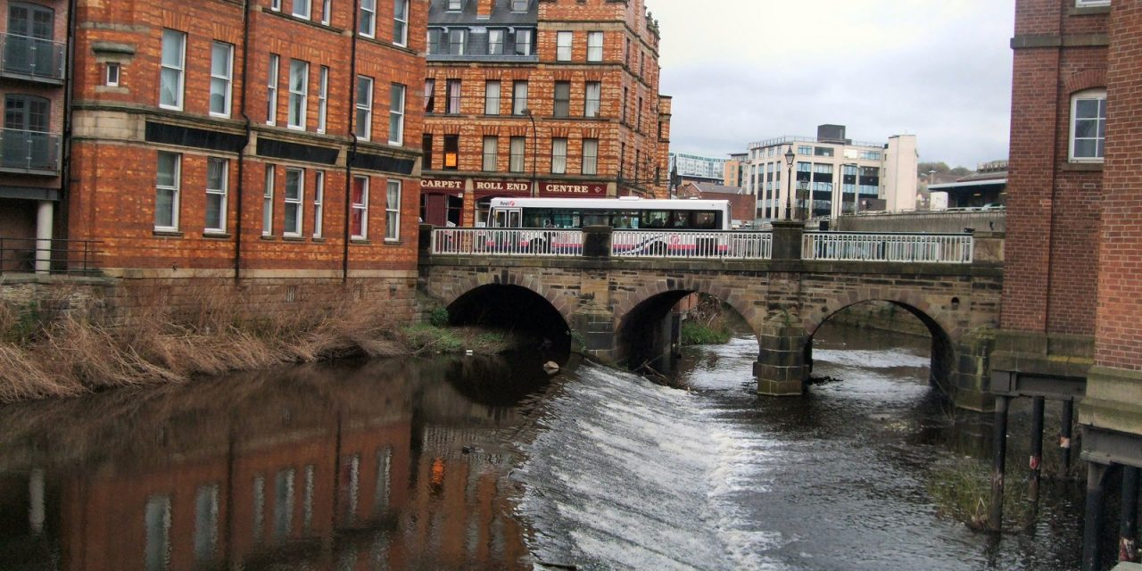 Award winning Sheffield novelist celebrates the River Don in new feature length documentary