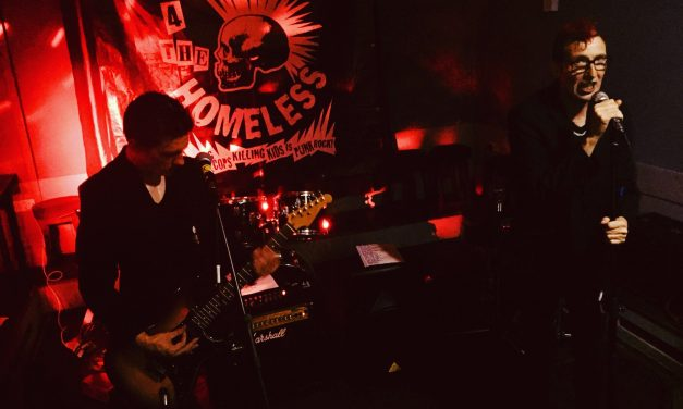 Punk 4 the Homeless gig aims to raise funds for street children
