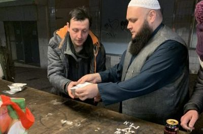 Feeding Sheffield's homeless on the streets – As-Salaam Food Bank