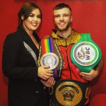 Another title for Tommy Frank brings an end to a successful year for the Sheffield Boxer
