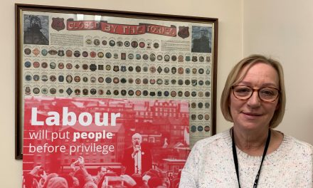 Labour MP dreams of a constituency without the need for food banks
